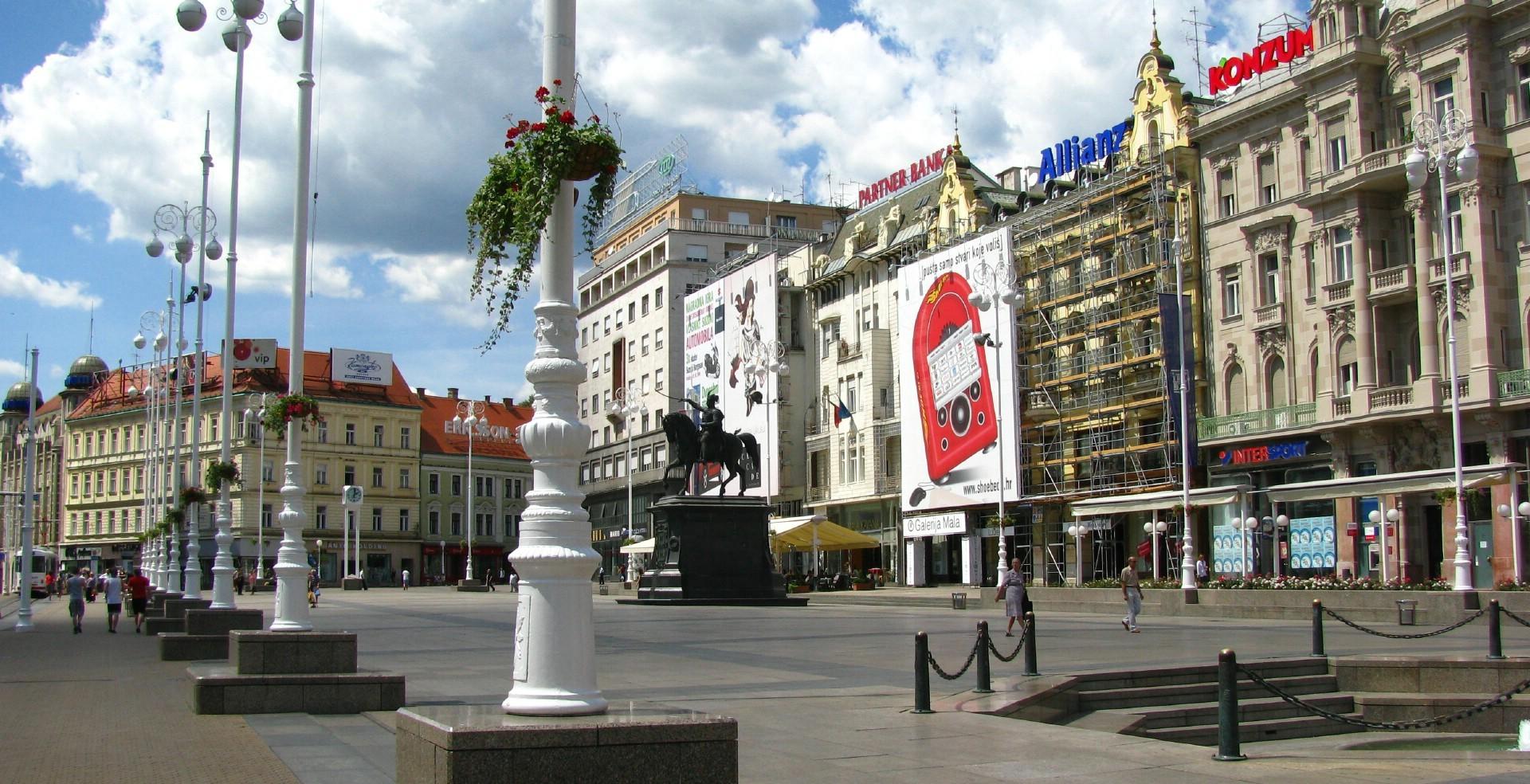 zagreb town center