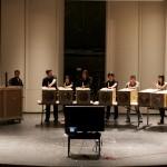 Intonarumori Concert Practice