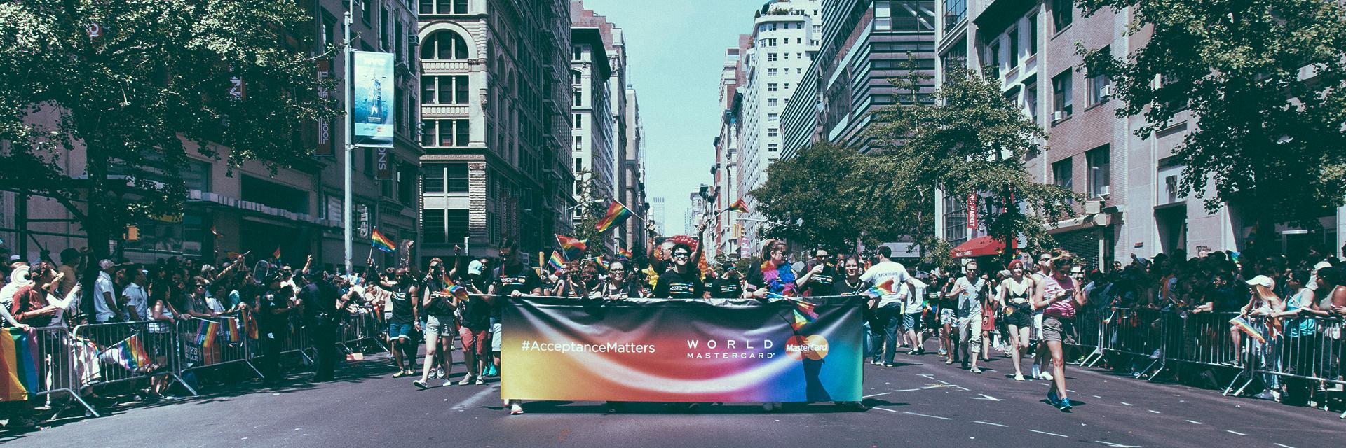MasterCard NYC Pride Parade - John Ozbay